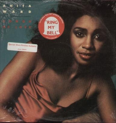Anita Ward Ring My Bell cover art