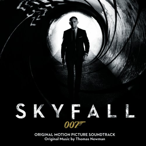 Thomas Newman Close Shave (from James Bond Skyfall) cover art