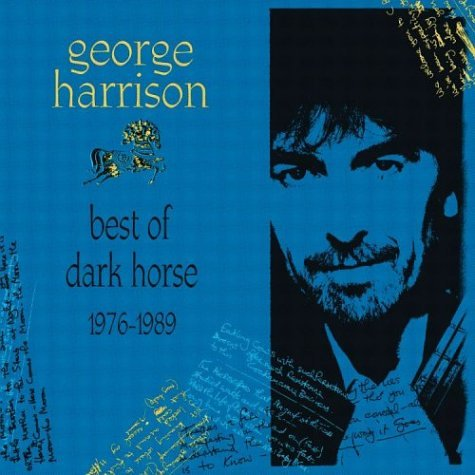 George Harrison So Sad cover art