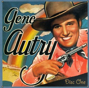 Gene Autry Tears On My Pillow cover art