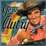 Dust sheet music by Gene Autry
