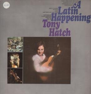 Tony Hatch Call Me cover art