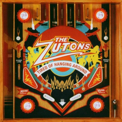 The Zutons Why Won't You Give Me Your Love? cover art