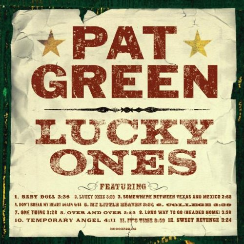 Pat Green Baby Doll cover art