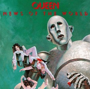 Queen Spread Your Wings cover art