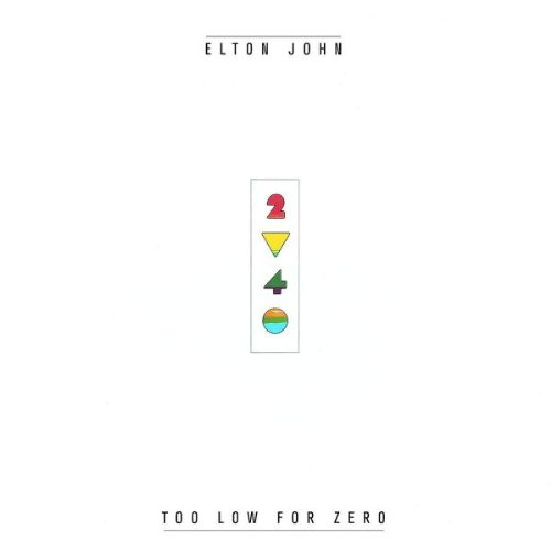 Elton John Kiss The Bride cover art