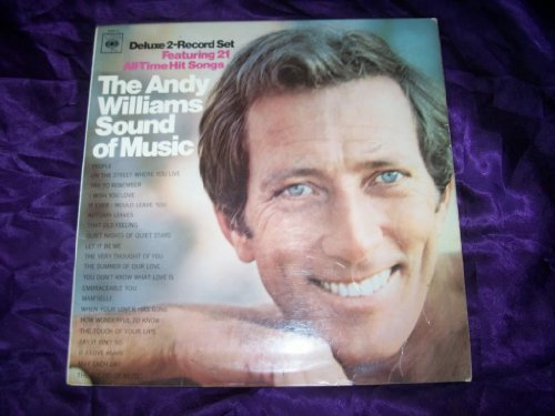 Andy Williams The Very Thought Of You cover art