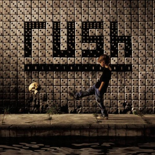 Rush Roll The Bones cover art
