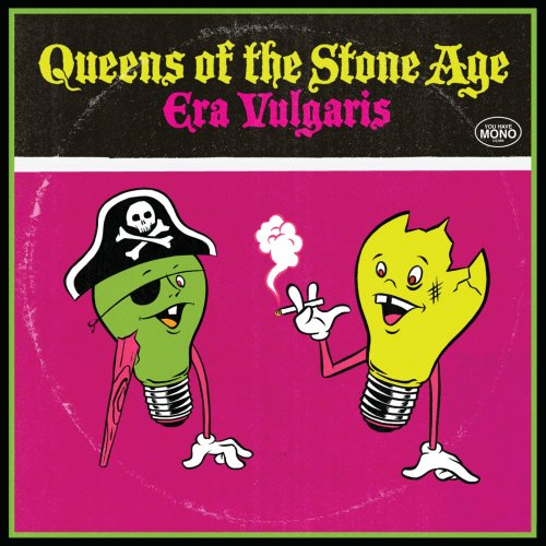 Queens Of The Stone Age Battery Acid cover art