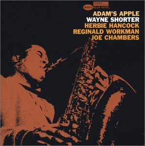 Wayne Shorter Adam's Apple cover art