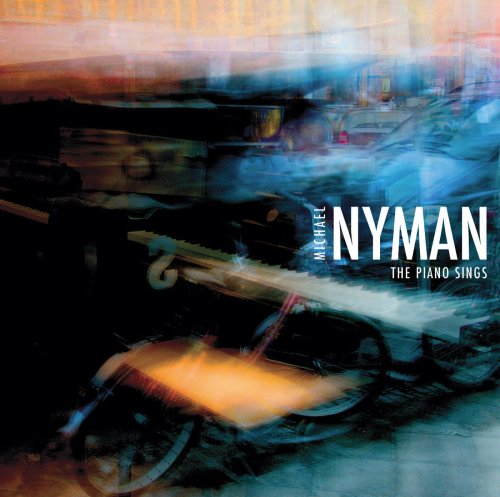 Michael Nyman All Imperfect Things (from The Piano) cover art