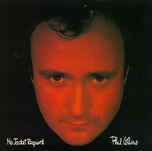Phil Collins One More Night cover art