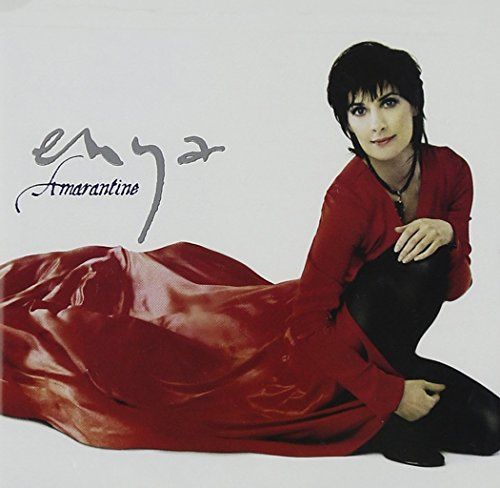 Enya Someone Said Goodbye cover art