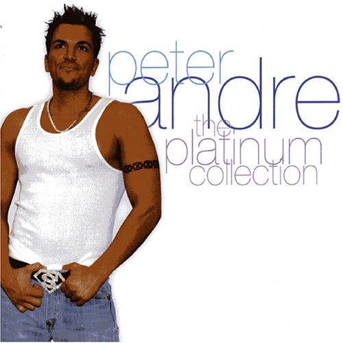 Peter Andre Tell Me When cover art