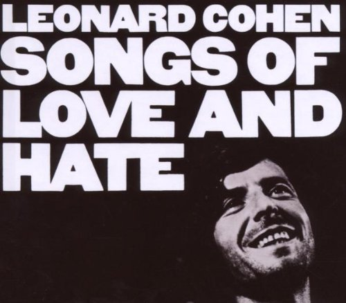 Leonard Cohen Avalanche cover art