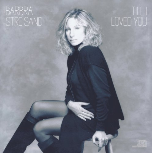 Barbra Streisand All I Ask Of You cover art