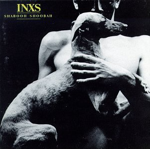 INXS Don't Change cover art