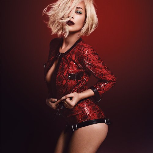 Rita Ora I Will Never Let You Down cover art