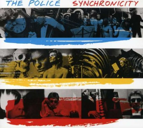 The Police Synchronicity II cover art