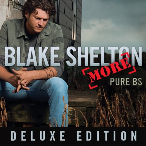 Blake Shelton Don't Make Me cover art