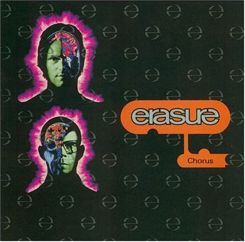 Erasure Turns The Love To Anger cover art