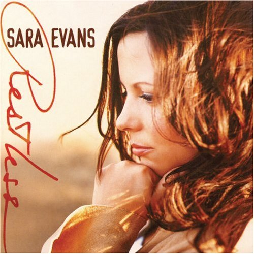 Sara Evans Backseat Of A Greyhound Bus cover art