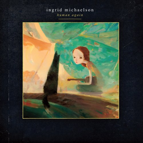 Ingrid Michaelson Fire cover art