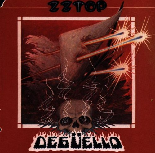 ZZ Top A Fool For Your Stockings cover art