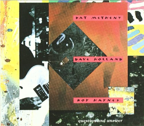 Pat Metheny Three Flights Up cover art
