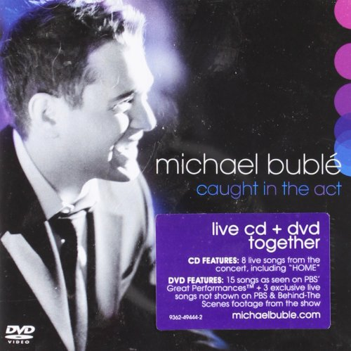 Michael Buble The More I See You cover art