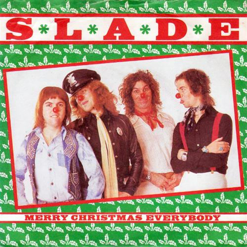Merry Xmas Everybody sheet music by Slade (Beginner Piano – 42942)