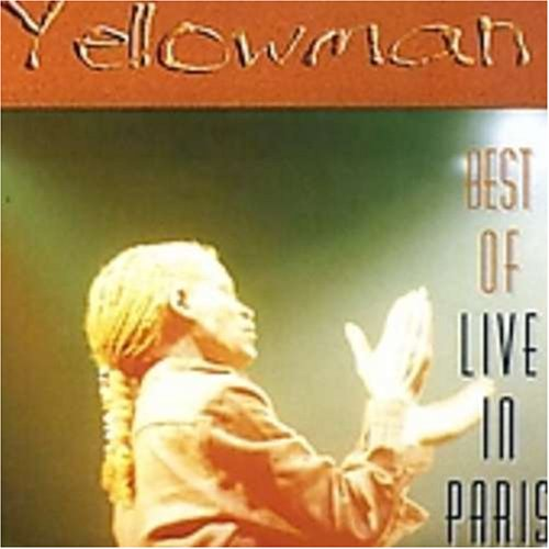 Yellowman Jamaica Nice cover art