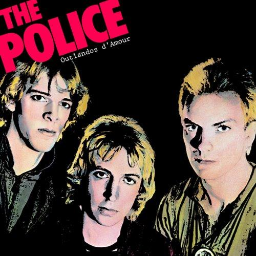 The Police Peanuts cover art