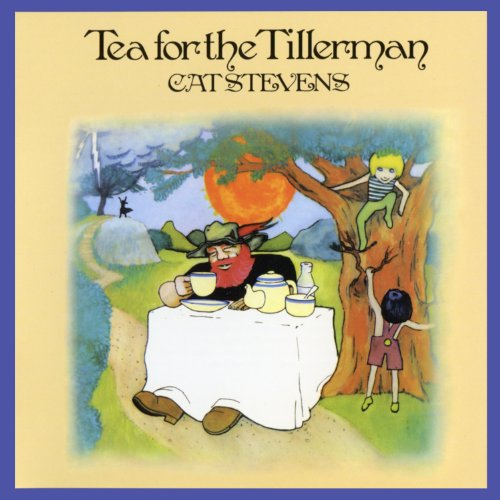 Cat Stevens Tea For The Tillerman (closing theme from Extras) cover art