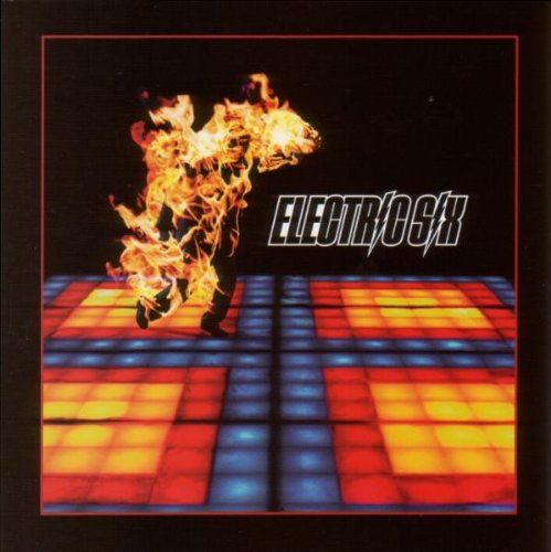 Electric Six Danger! High Voltage cover art