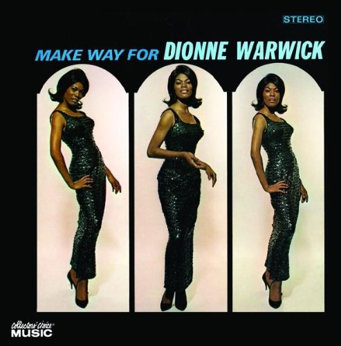 Dionne Warwick Walk On By cover art