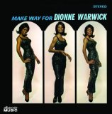 Walk On By sheet music by Dionne Warwick