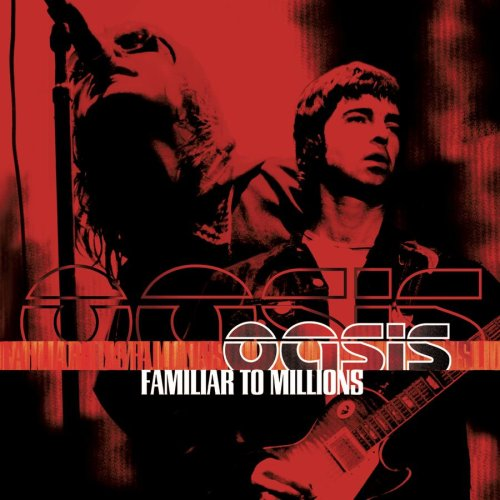 Oasis Helter Skelter cover art