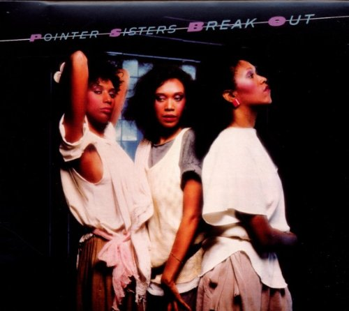 The Pointer Sisters Neutron Dance cover art