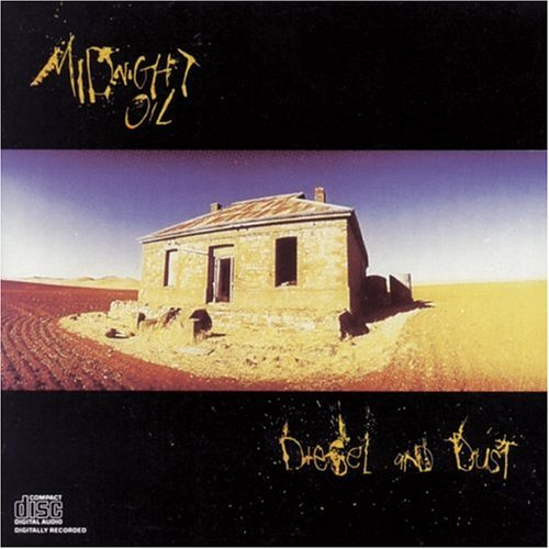 Midnight Oil Beds Are Burning cover art
