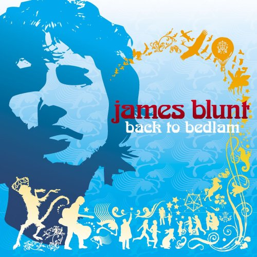 James Blunt You're Beautiful arte de la cubierta