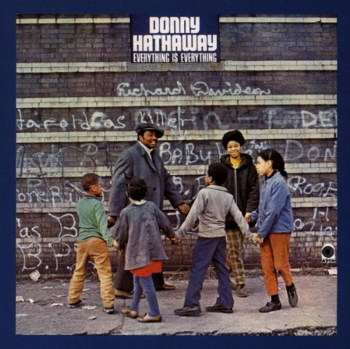Donny Hathaway The Ghetto cover art