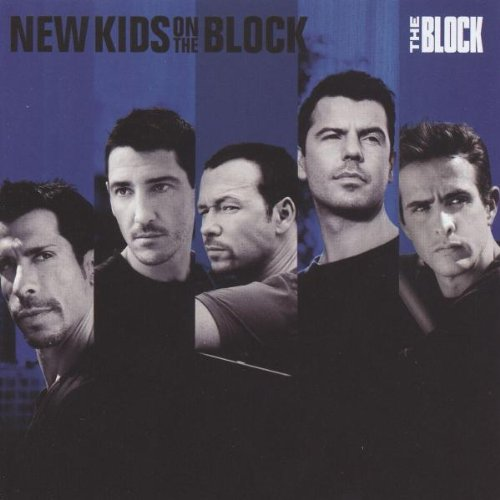 New Kids On The Block Summertime cover art