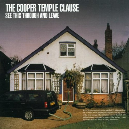 The Cooper Temple Clause Film-Maker cover art