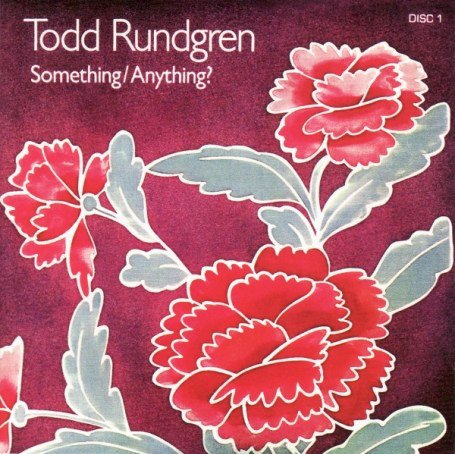Todd Rundgren Couldn't I Just Tell You cover art