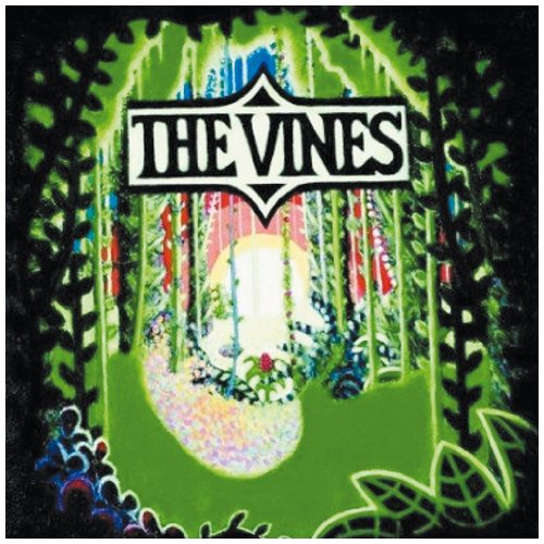 The Vines Ain't No Room cover art