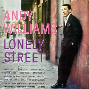 Andy Williams You Don't Know What Love Is cover art