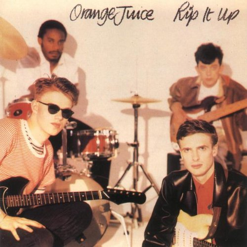 Orange Juice Rip It Up cover art