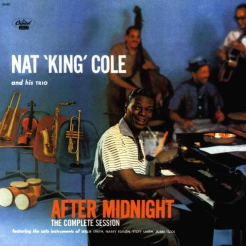 Nat King Cole I Was A Little Too Lonely cover art
