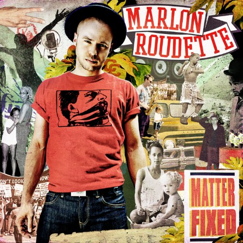 Marlon Roudette New Age cover art
